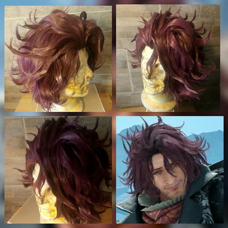 Ardyn Izunia Final Fantasy xv wig cosplay by LeoFioreChu