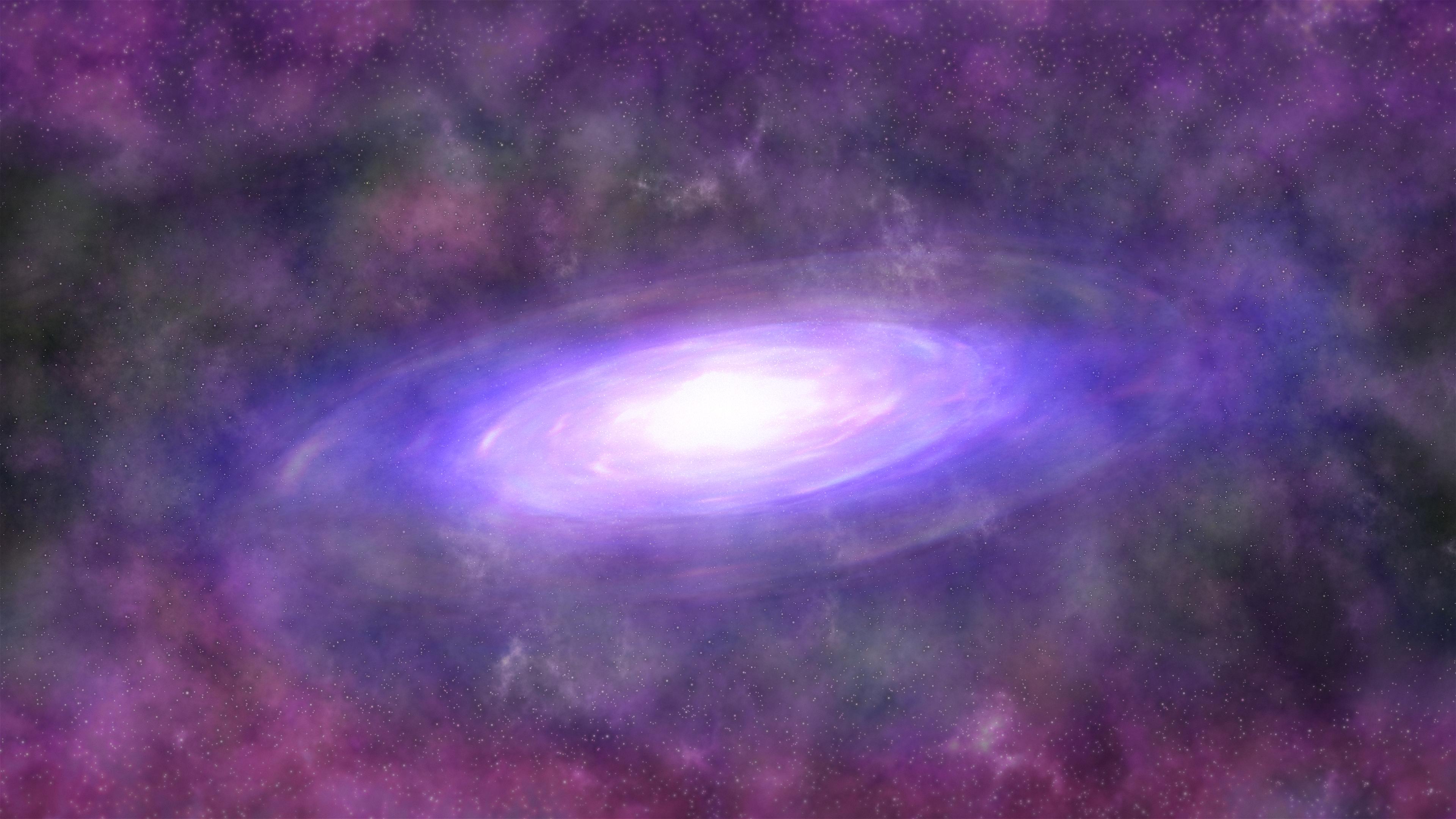 4k Galaxy Wallpaper By Howgii On Deviantart