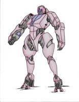 Autobot Mindseye by Tazirai