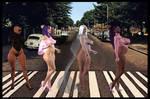 Abbey Road Tribute by Tazirai