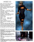 Ivy7om's All Hallow's Eve Bio sheet by Tazirai