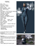 Voltrix Bio reference sheet Gift by Tazirai