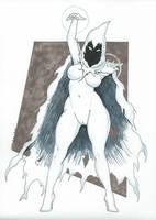 Whiteout  Of the Savage Land Mutates Commission by Tazirai