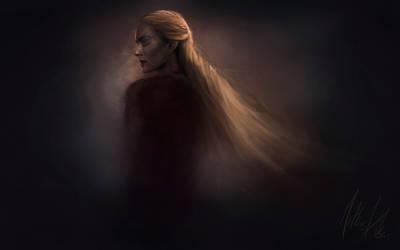 Lady of Casterly Rock by Lasse17