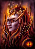 Sauron by RobinPenson