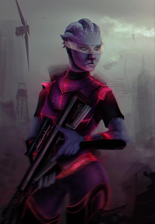 Killer by RobinPenson