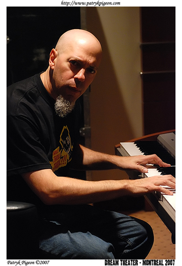 Dream Theater - Jordan Rudess by MrSyn