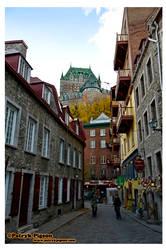 Quebec City - 2009 - 2 by MrSyn