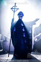 Ghost B.C. - Papa Emeritus II by MrSyn