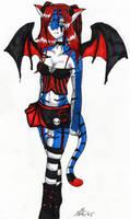 Gothic Moonie by Darkend-Tigress