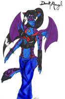 :::Darkangel::: by Darkend-Tigress
