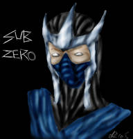 Sub Zero by Darkend-Tigress