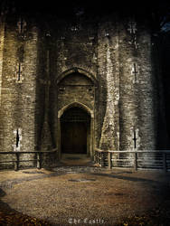The Castle by Mr-Bastos