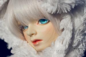 Sweet eyes by Hisomu