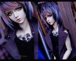 I'm better alone by Hisomu