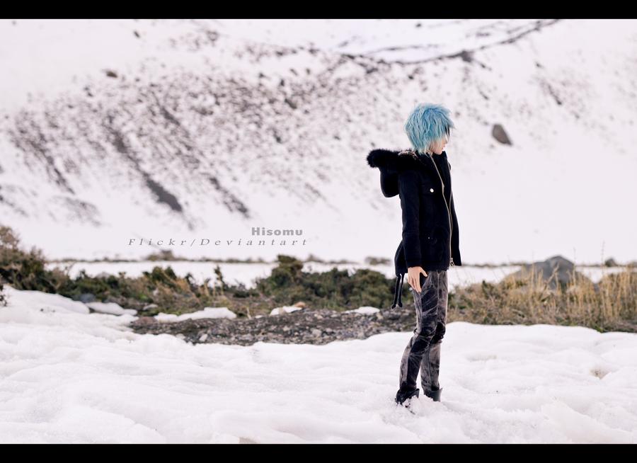 Beyond the horizon by Hisomu
