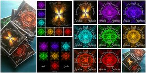 Journey Through the Chakra's CD  Artwork
