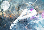 Frost Moon by gloriagypsy