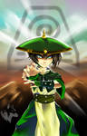 Get my Toph hat on