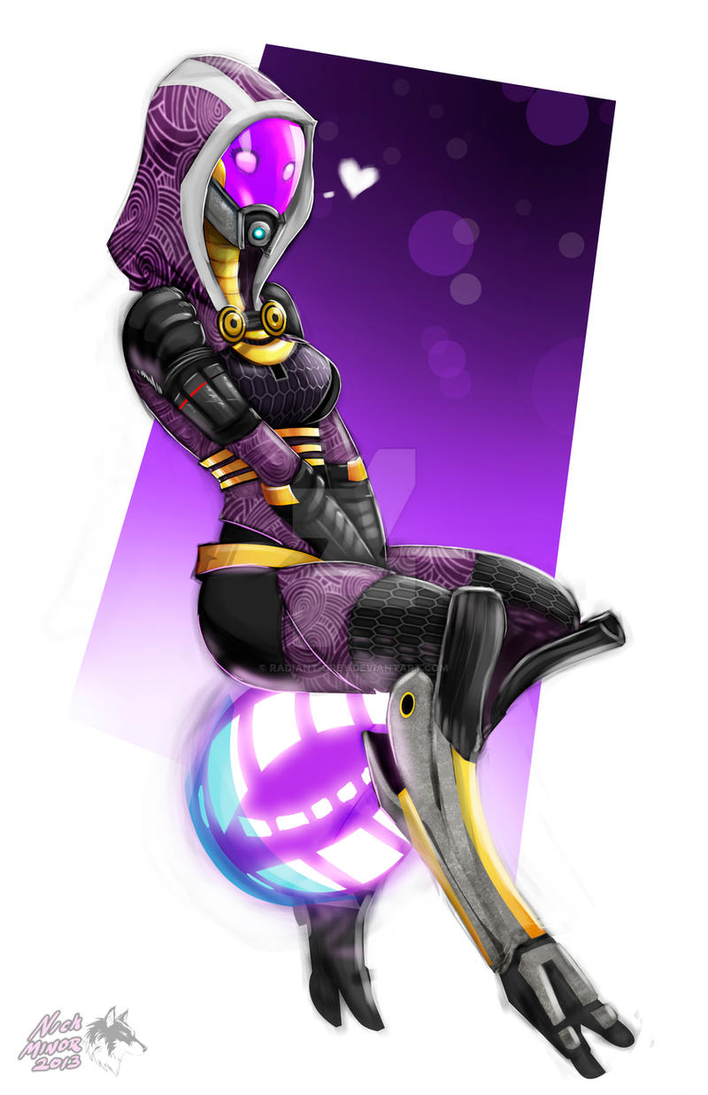 Tali by Radiant-Grey