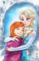 Frozen by Radiant-Grey