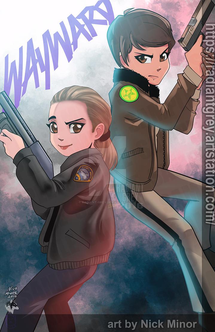 The Wayward Sheriffs of Supernatural by Radiant-Grey