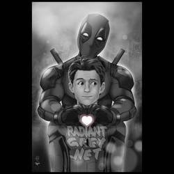 Deadpool  Parker BFFs