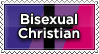 Bisexual Christian (v2) by selfmadecannibal