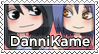Stamp - DanniKame by selfmadecannibal
