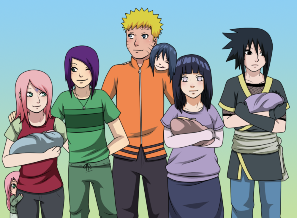 The Real Naruto Ending by selfmadecannibal