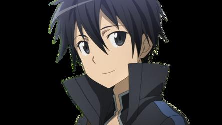 Kirito render by wasabidl