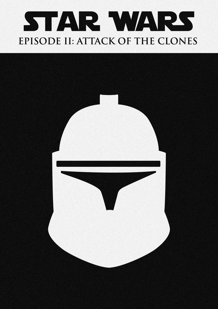 minimalist attack of the clone by chris3290