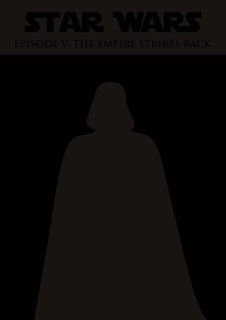 minimalist empire strikes back by chris3290