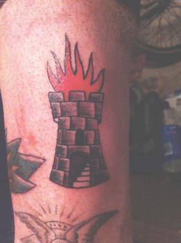 Tower Tattoo