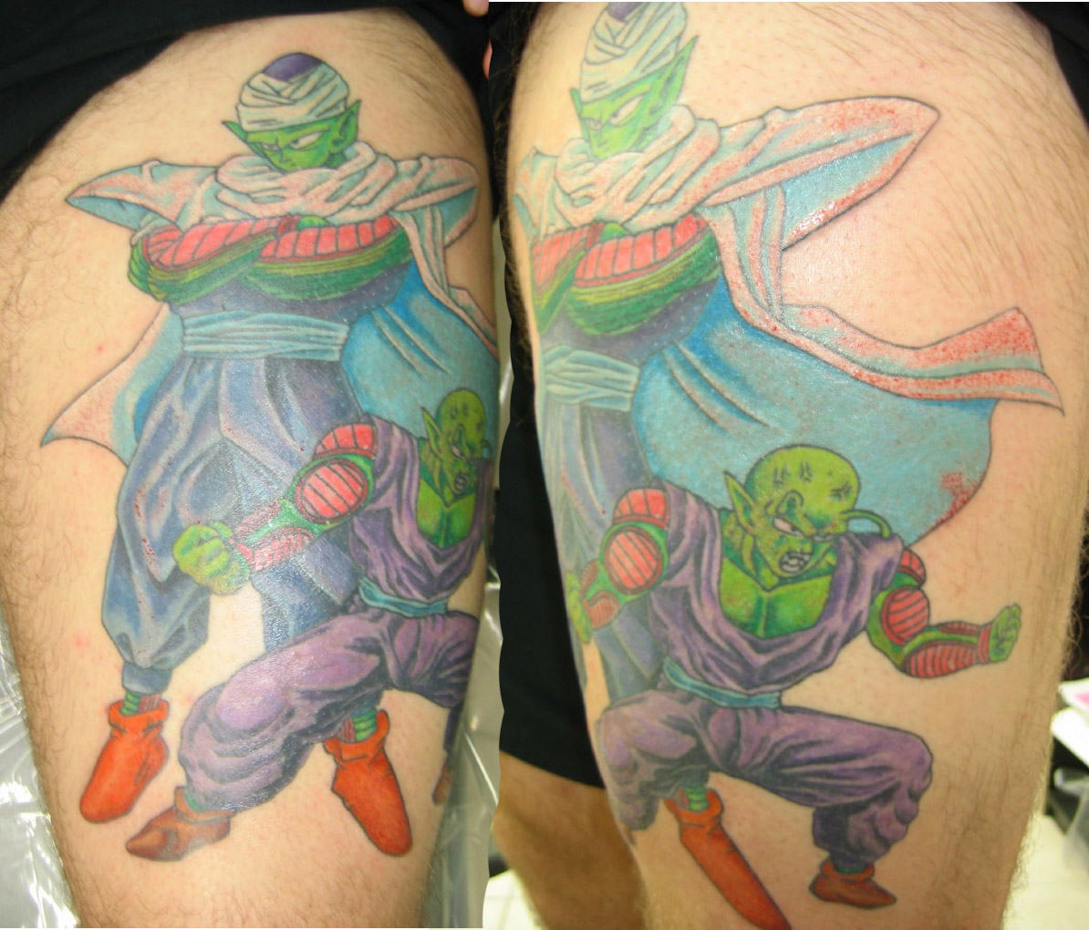 tattoo piccolo