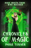 Chronicles Of Magic by theathena01