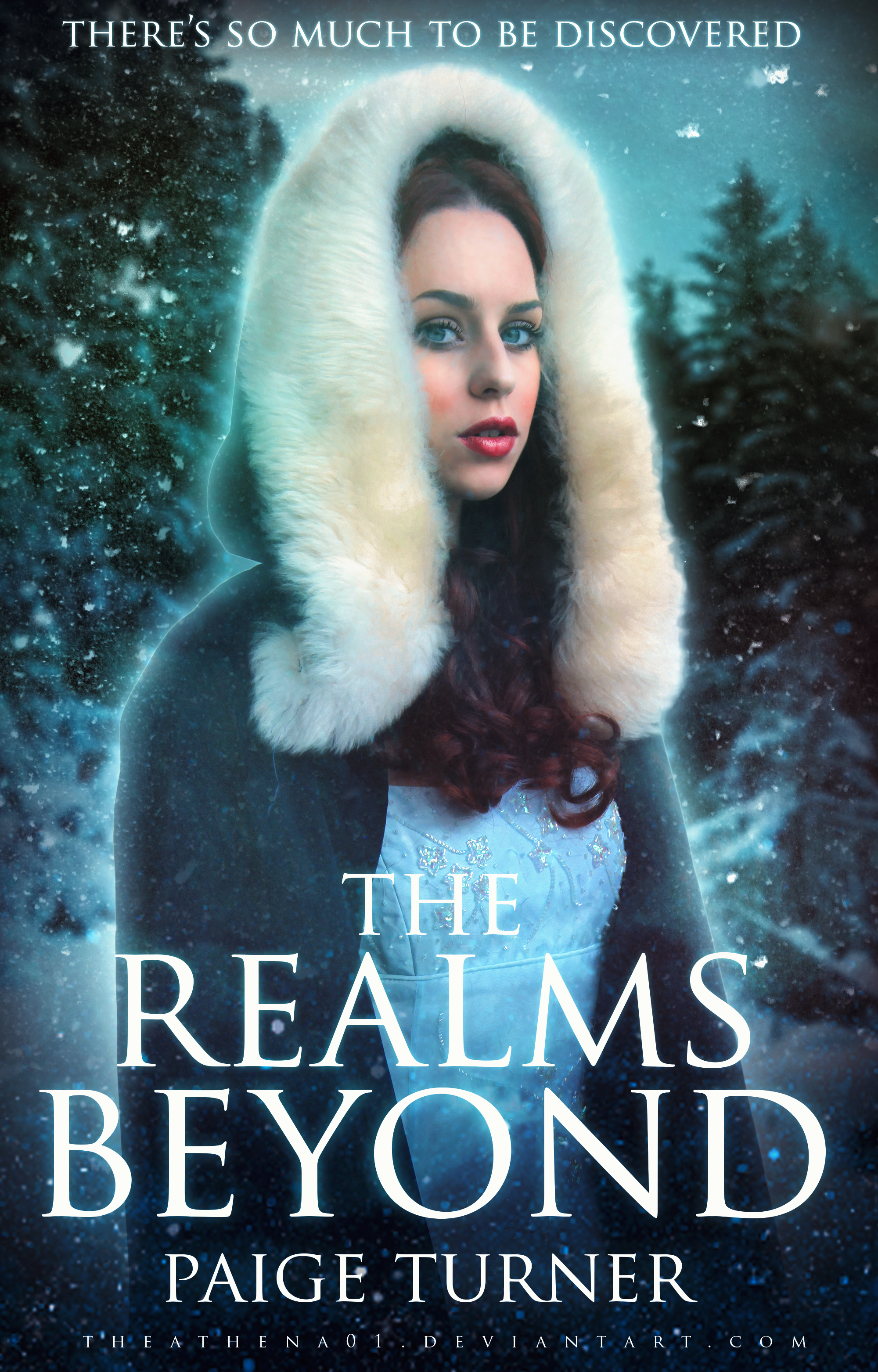 the realms beyond (book cover)