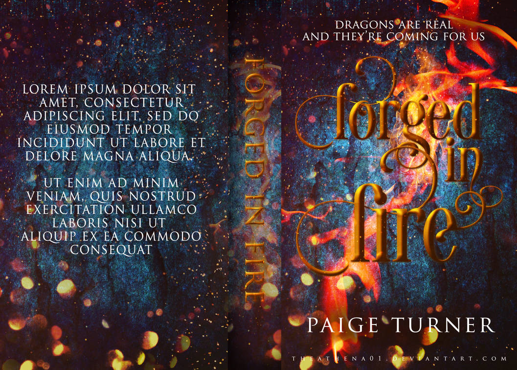 Forged in fire - book jacket