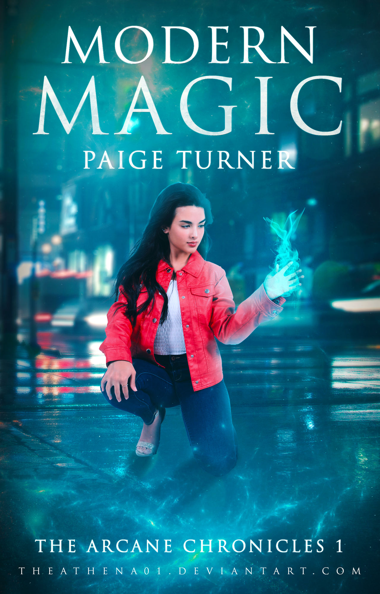 Modern Magic - book cover