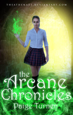The Arcane Chronicles (Book Cover)