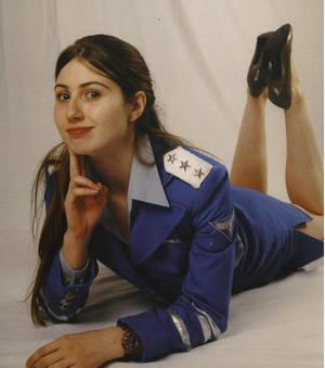 Commander Lissette Hanley