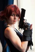 MGS1 Meryl 2 by gaming-goddess
