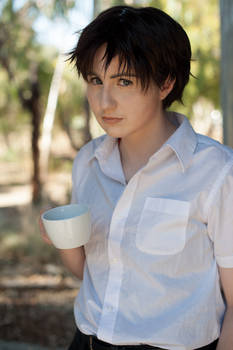 Shinji Ikari cosplay by gaming_goddess