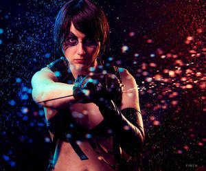 Quiet Cosplay from Metal Gear Solid V