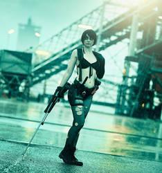 Quiet Cosplay - Metal Gear Solid V