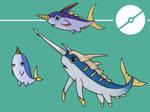 Spear Fish Pokemon