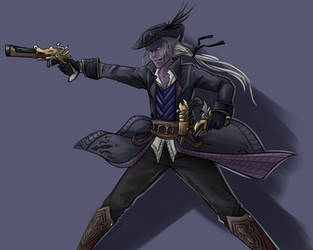 Flex The Mercenary by SixPackCharisma