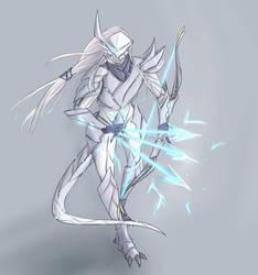 Tian-Ren, The Halfmoon Hunter