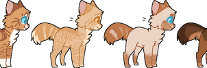 Ginger Cat Adopts! : Closed!