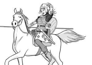 9th Century Huscarl